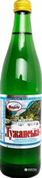 Упаковка минеральной газированной воды Маргит Лужанська №7 0.5 л х 11 шт (4820025090116)