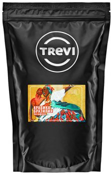Кофе в зёрнах Trevi Арабика Бразилия без кофеина 1 кг (4820140040577)