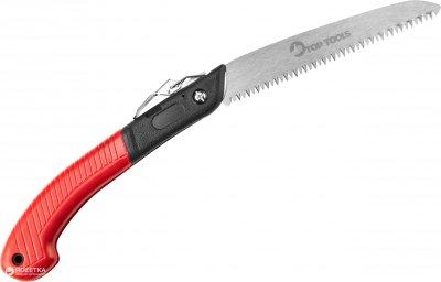 Пила Top Tools садовая складная (10A750)