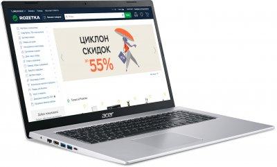 Ноутбук Acer Aspire 5 A517-52G (NX.A5HEU.00E) Pure Silver