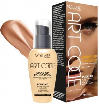 Тональный крем Vollare Cosmetics ArtLook Разглаживающий 14 30 мл (5902026641715)