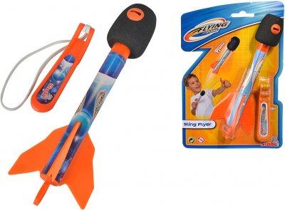 Игровой набор Simba Toys Ракета с пусковым устройством 3+ (7202415)
