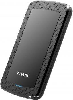 Жорсткий диск ADATA DashDrive HV300 1TB AHV300-1TU31-CBK 2.5 USB 3.1 External Slim Black