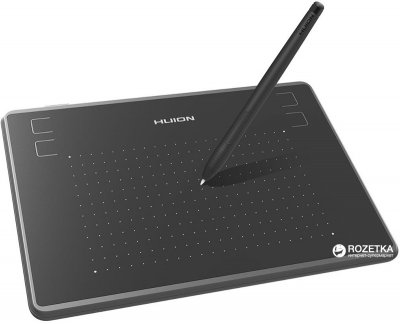 Графічний планшет Huion Inspiroy H430P