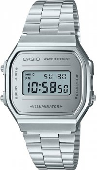 Чоловічі годинники Casio A168WEM-7EF