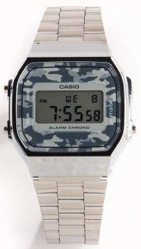 Чоловічі годинники Casio A168WEC-1EF