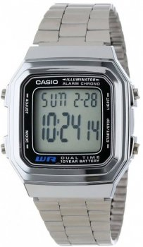 Чоловічі годинники Casio A178WEA-1AES