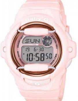 Дитячі годинники Casio BABY-G BG-169G-4BER