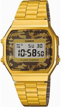 Чоловічі годинники Casio A168WEGC-5EF