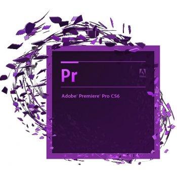 Adobe Premiere Pro CC for teams. Ліцензія для комерційних організацій і приватних користувачів, річна підписка на одного користувача в межах замовлення від 1 до 9 (65297627BA01A12)