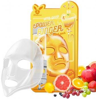 Питательная маска мгновенного действия Elizavecca Vita Deep Power Reinger Mask Pack 23 мл (8809520941860)