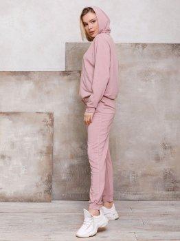 Спортивний костюм ISSA PLUS 12410 Рожевий