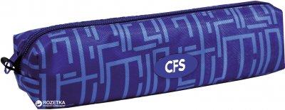 Пенал Cool For School Maze 1 відділення Синій (CF85546)