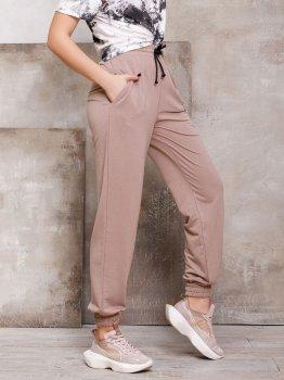 Спортивные штаны ISSA PLUS 12433 Бежевые