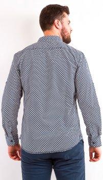Рубашка Remix LA07 Синяя