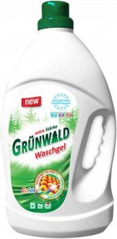 Гель для стирки Grunwald цветных вещей 4 л (4823069705817)
