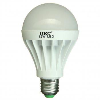 Світлодіодна Лампочка UKC Led Lamp E27 12W Кругла