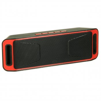 Портативна колонка Bluetooth Noisy 208B MP3 Червоний