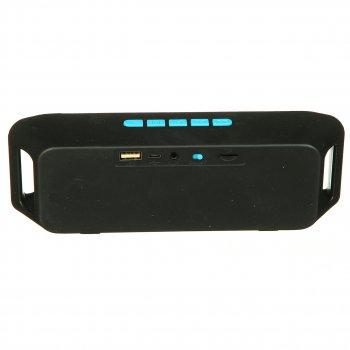Портативна колонка Bluetooth Noisy 208B MP3 Синій
