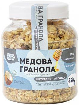 Гранола Oats&Honey Фруктово-ореховая 250 г (4820013332860)