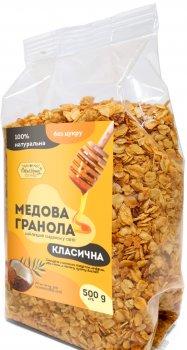 Гранола Oats&Honey Классическая 500 г (4820013333393)