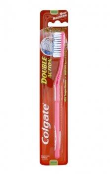 Colgate Double Action зубна щітка середньої жорсткості