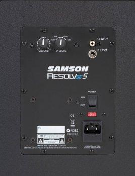 Студийные мониторы SAMSON RESOLV SE5