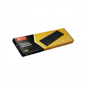 Клавіатура Canyon CNS-HKBW2-RU Black USB