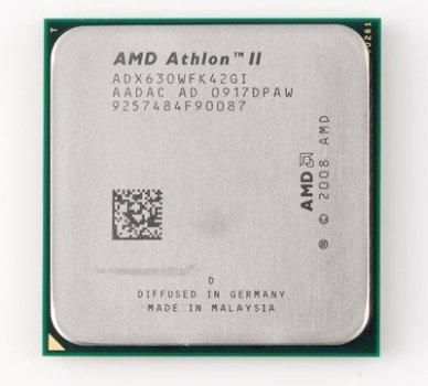 Б/У, Процесор, AMD Athlon II X4 630, 4 ядра, 2.8 GHz