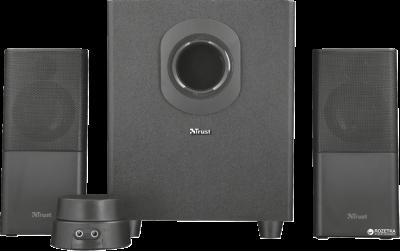 Акустическая система Trust Teros 2.1 Speaker Set Black (22363)