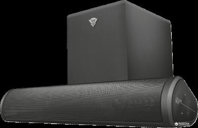 Trust GXT 664 Unca 2.1 Soundbar Speaker Set Black (22403)