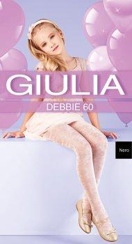 Колготки Giulia Debbie (1) 60 Den 140-146 см Nero (4823102964669)