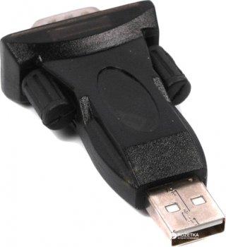 Переходник Viewcon USB 2.0 - RS232 (9 pin) (VE042)