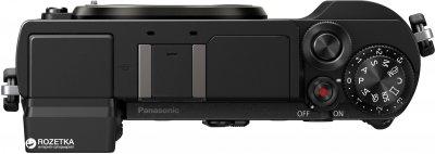 Фотоапарат Panasonic Lumix DC-GX9 Body Black (DC-GX9EE-K) Офіційна гарантія!