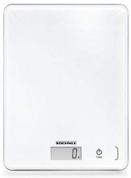 Весы кухонные Soehnle PAGE COMPACT 300 белые (61501)