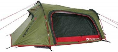 Палатка High Peak Sparrow 2 Pesto/Red (925384)