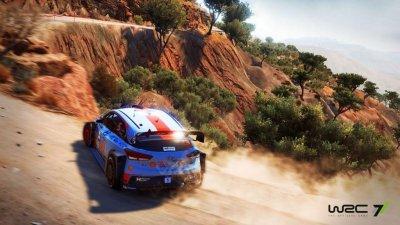 WRC 7 (PS4, русские субтитры)