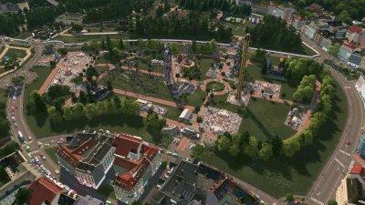 Cities Skylines Parklife Edition (PS4, русские субтитры)