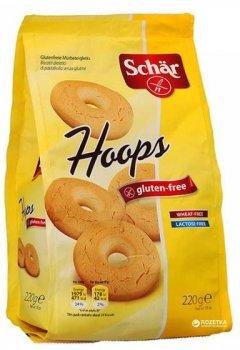 Печенье формное Dr. Schar Hoops 220 г (х5) (8008698013045)