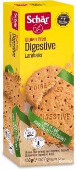 Печенье Легкое Dr. Schar Digestive Landtaler 150 г (х6) (8008698012819)