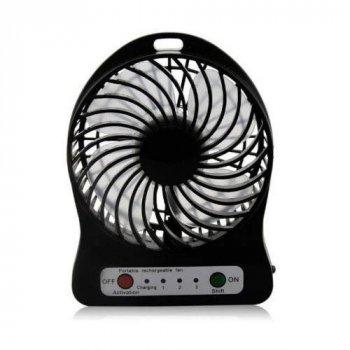Портативний настільний міні вентилятор Home Fest Portable Mini Fan XSFS-01 USB 3288