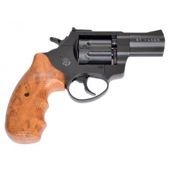 """Револьвер Флобера Stalker S 2.5"""" 4 мм Wood (барабан силумін)"""