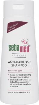 Шампунь Sebamed против выпадения волос 200 мл (4103040900951)