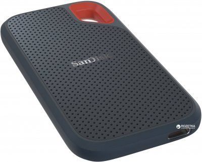 SanDisk Portable Extreme E60 2TB USB 3.1 Type-C TLC (SDSSDE60-2T00-G25) External
