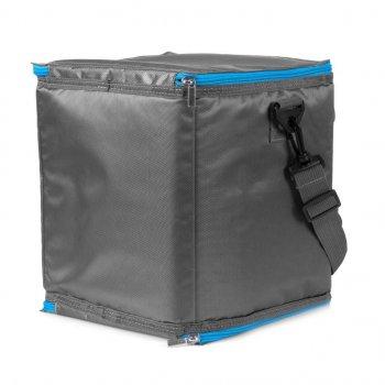 Термосумка (працює без акумуляторів!) Spokey ICECUBE 4 ланч-бокс сумка-холодильник 12л (spl_921882)