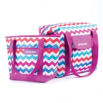 Пляжна сумка Spokey San Remo термосумка сумка-холодильник (spl_920147)