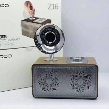 Бездротова Bluetooth колонка SODO Z16 Silver JKR | Оригінал | Гарантія, Срібло