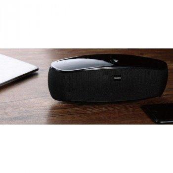 Бездротова Bluetooth колонка SODO L3-LIFE Red JKR | Оригінал | Гарантія Чорний