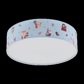 Стельовий світильник для дитячої Eglo 97575 RUFFO