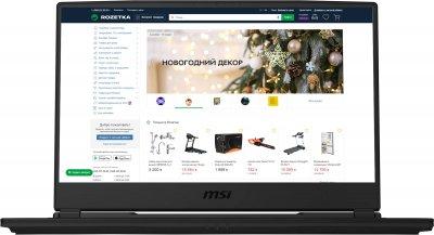 Ноутбук MSI GL65 9SE (9SE-258XUA) Black